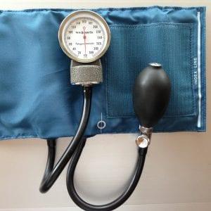 мерене на кръвно налягане