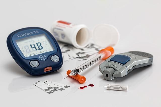 апарат за мерене на кръвна захар
