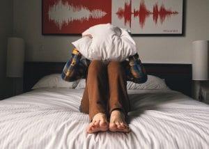 сън, възглавница