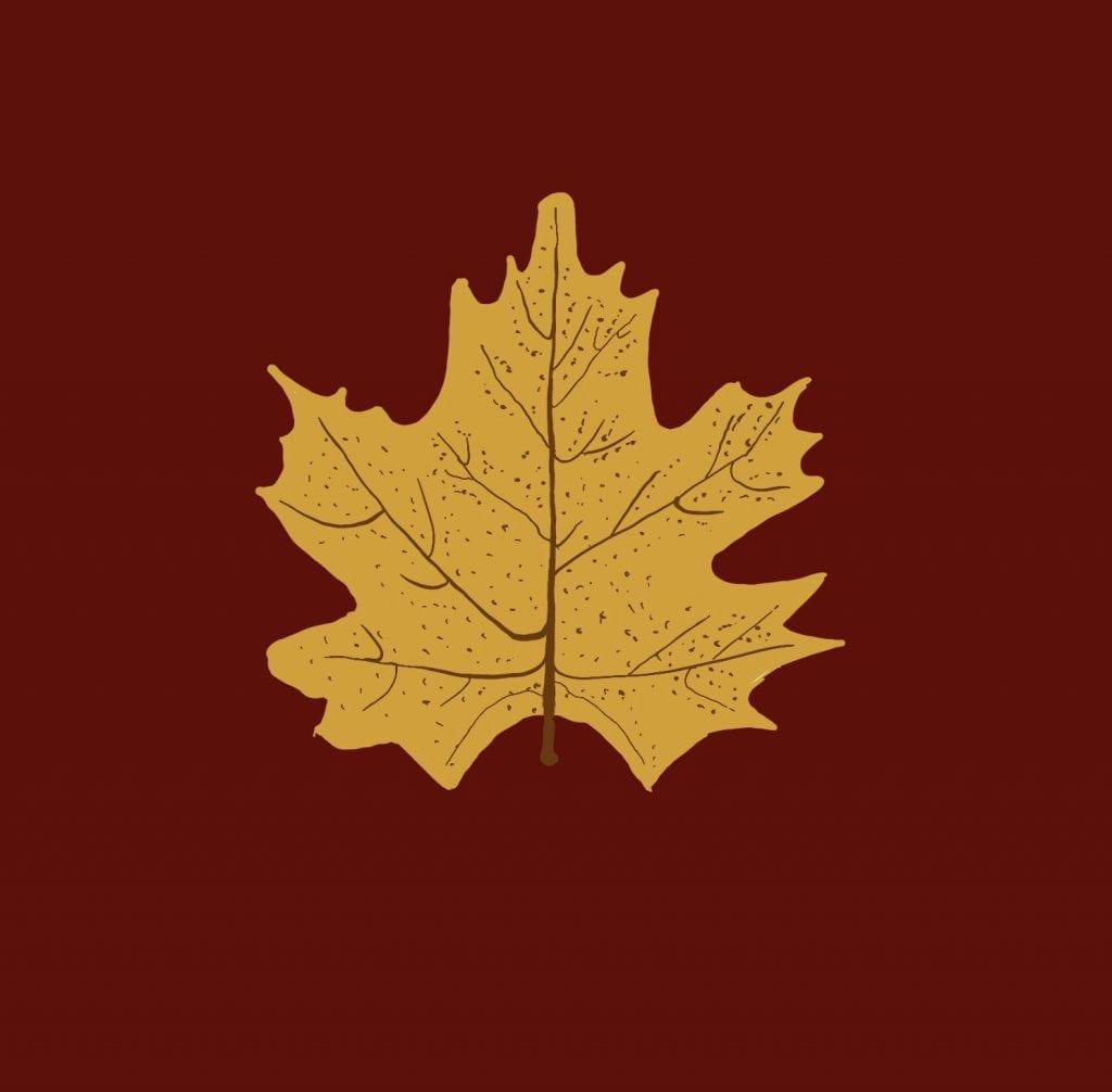 есенно листо