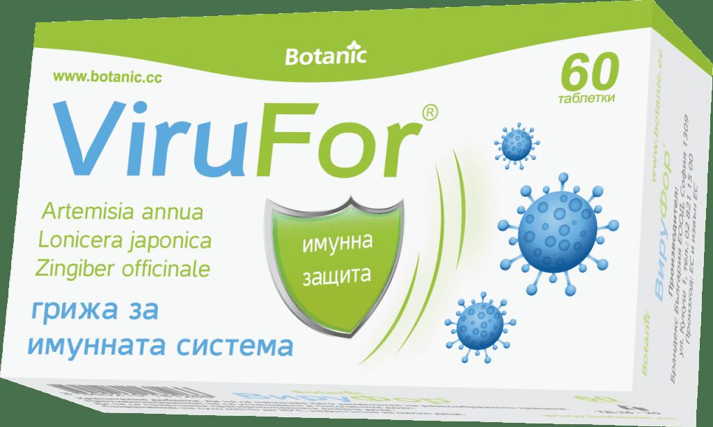 ViruFor кутия